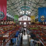 Photo of indoor market